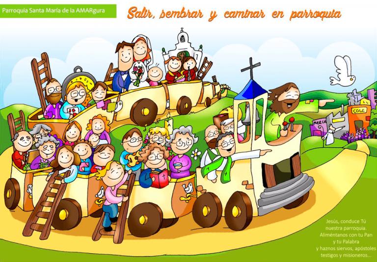 Carta Parroquial Curso Pastoral 2021-2022